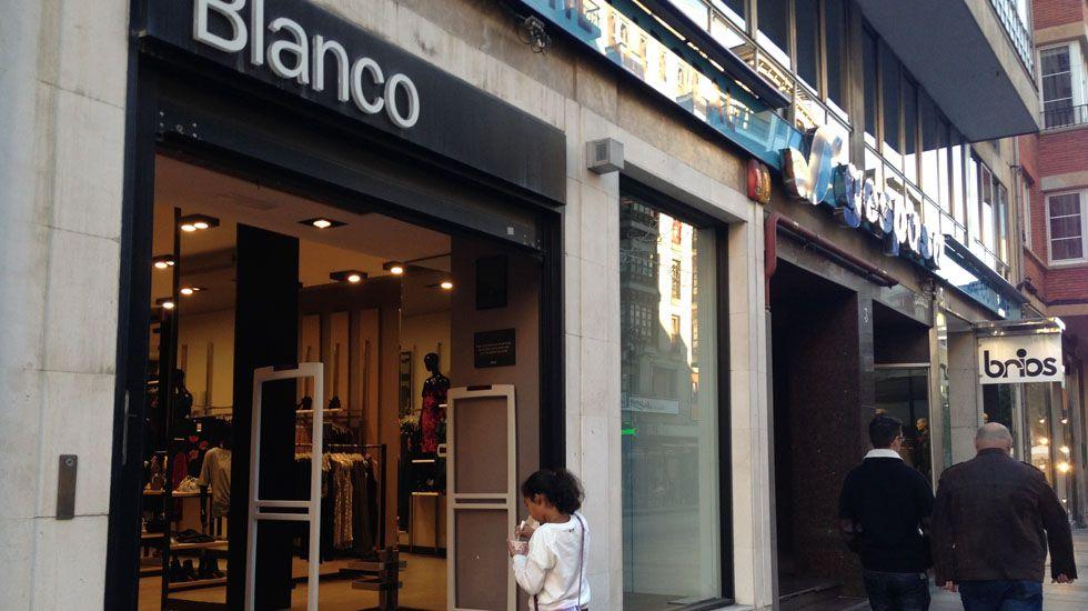 Tienda de Blanco en Oviedo.Tienda de Blanco en Oviedo