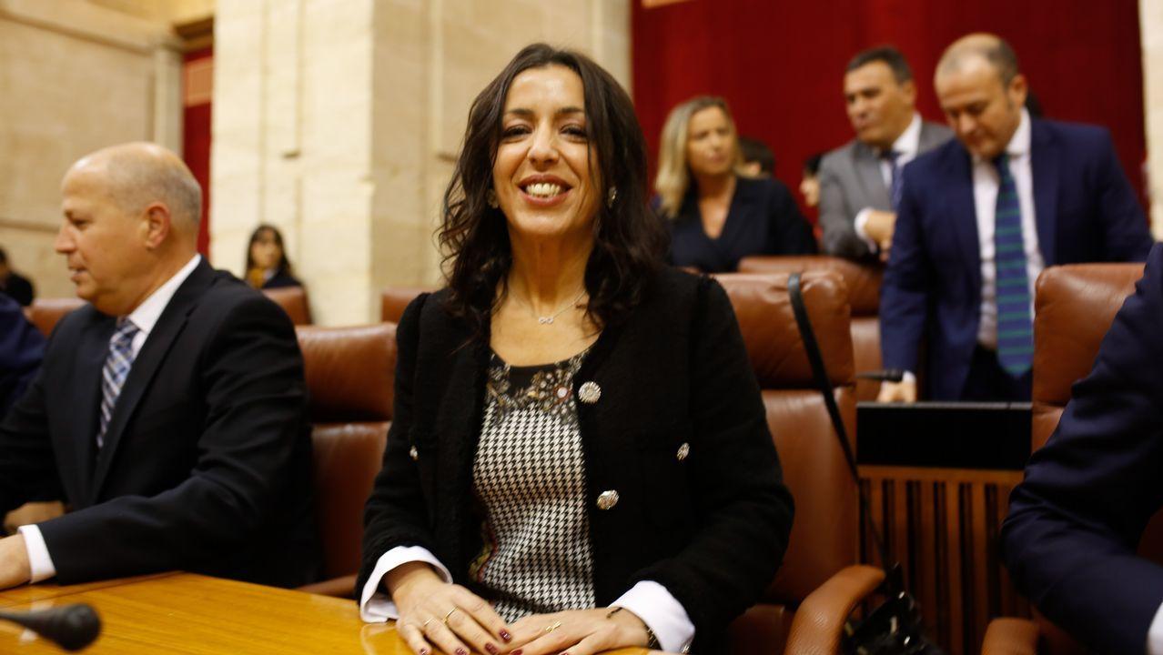 Ciudadanos consigue la Presidencia de la mesa del Parlamento andaluz