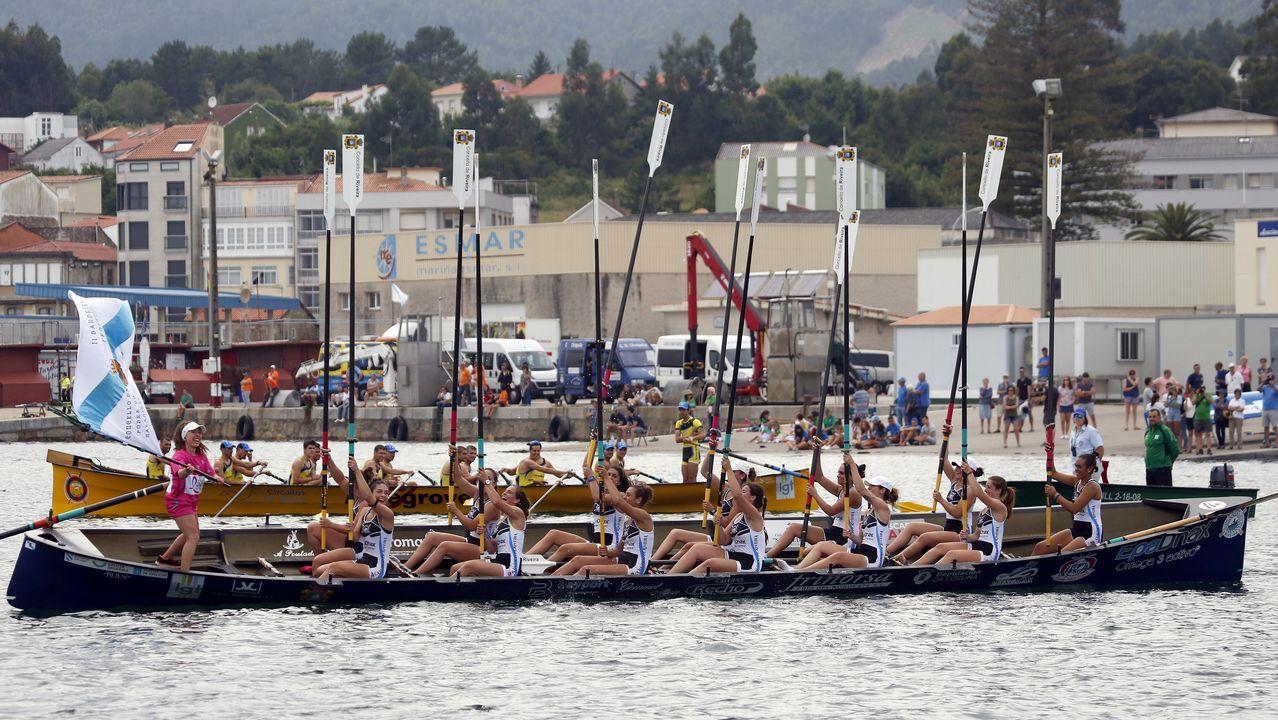 Enxeñería naval na Festa da Dorna