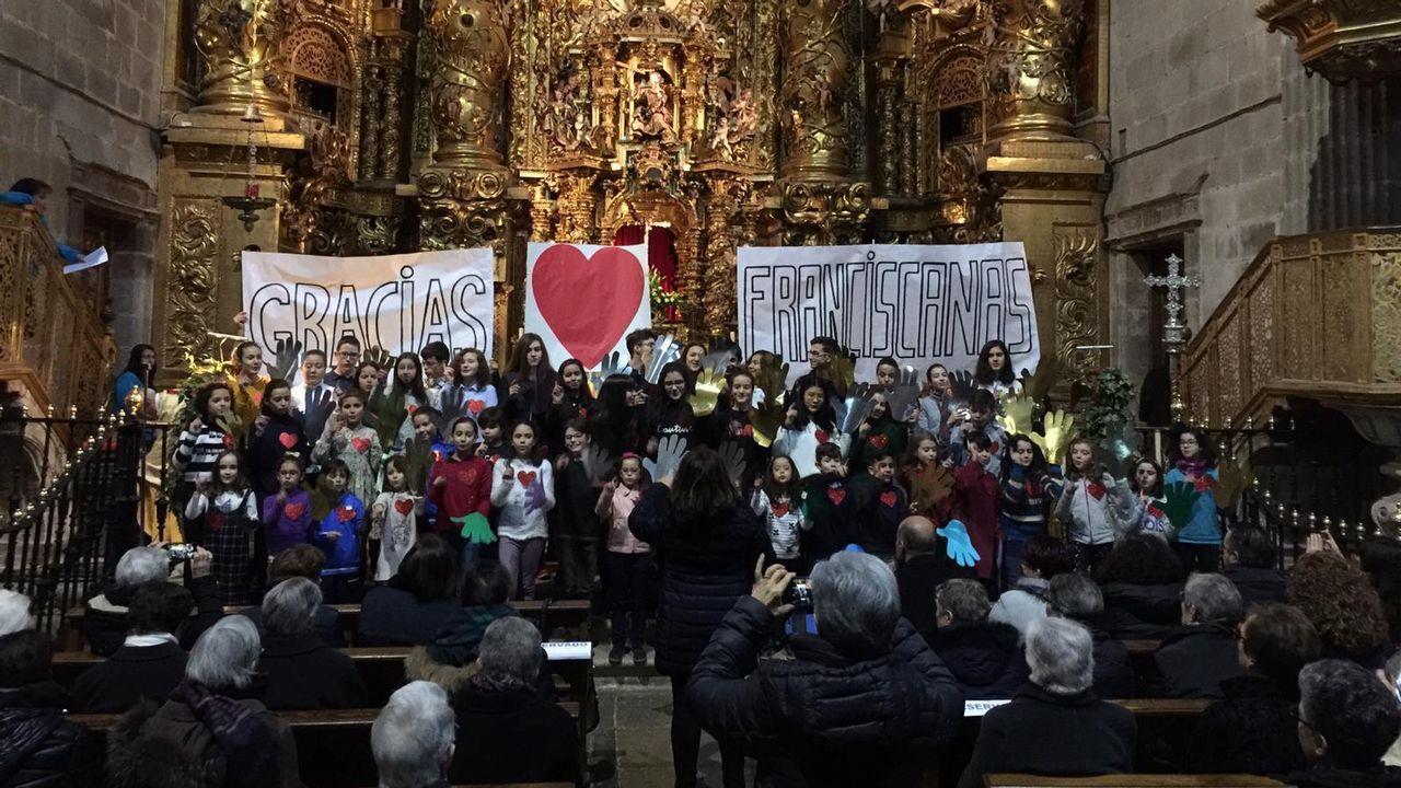 La Policía Autonómica estrena instalaciones en Ourense