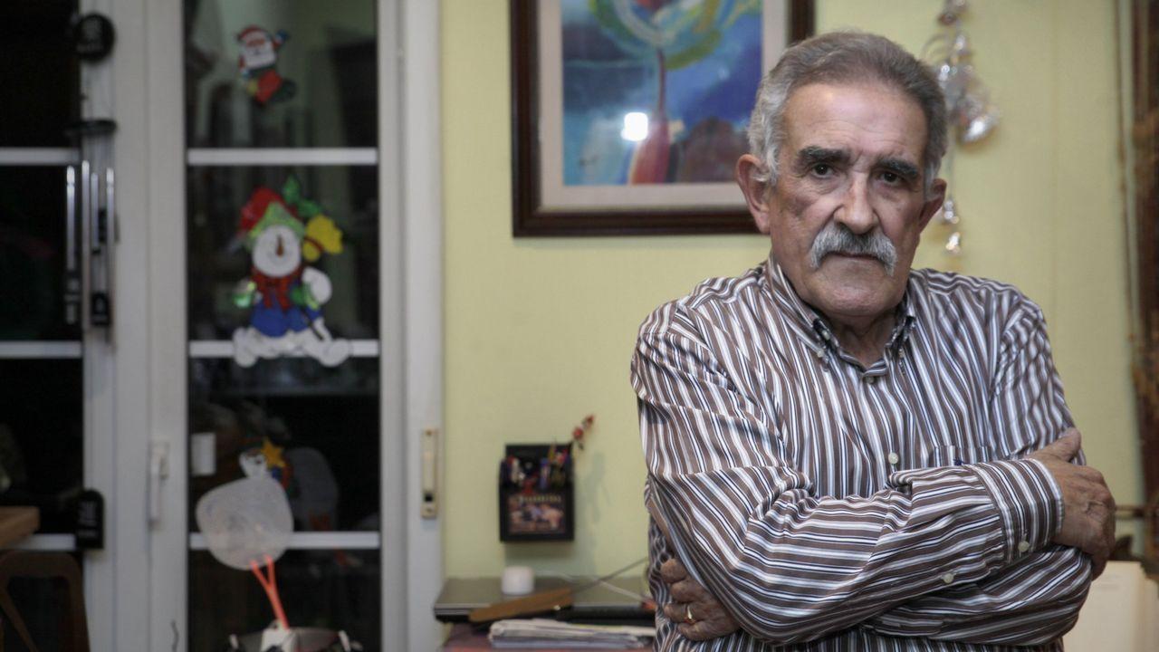 O BNG homenaxeu a Castelao en Rianxo