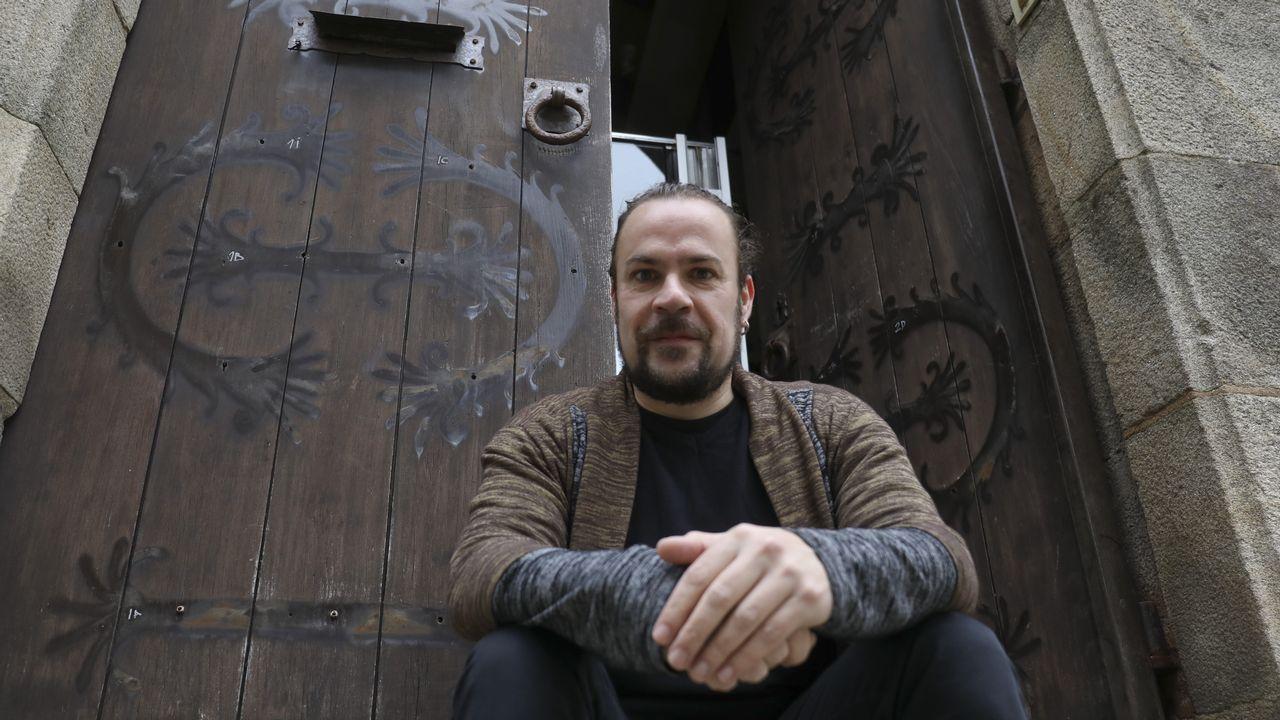 El pianista y compositor de jazz compostelano Abe Rábade presentó recientemente su nuevo álbum «Doravante» en Madrid y en marzo lo llevará a Lisboa