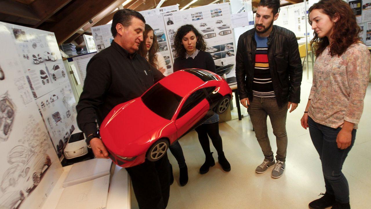 Xan Rodríguez Silvar fue uno de los fundadores de la SGHN de Ferrol, creada en 1979. En el 2016 volvió a ponerse al frente de la delegación ferrolana