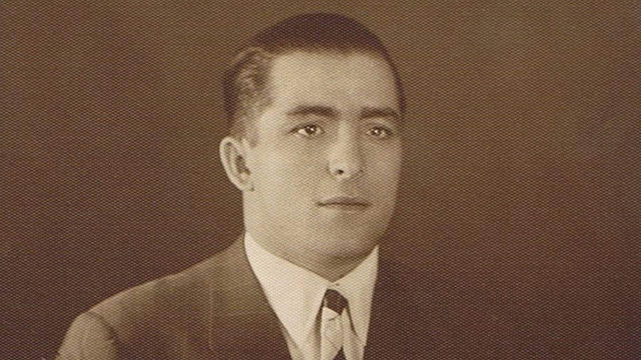 Huellas de la emigración asturiana en Latinoamérica.Simeón Roselló Valdomar, uno de los tres hermanos de Corcubión que emigraron a Argentina.