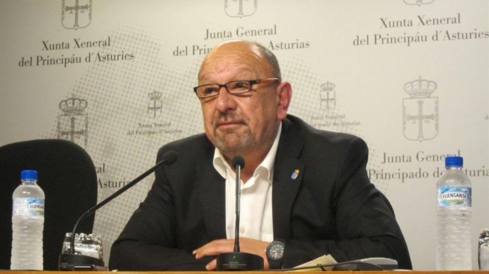 Francisco González, exalcalde de Asturias