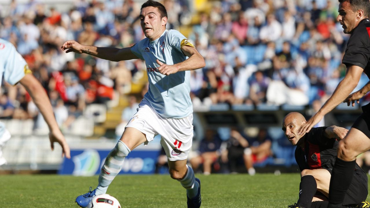73 - Celta-Rayo (0-0) de Segunda el 15 de mayo del 2011