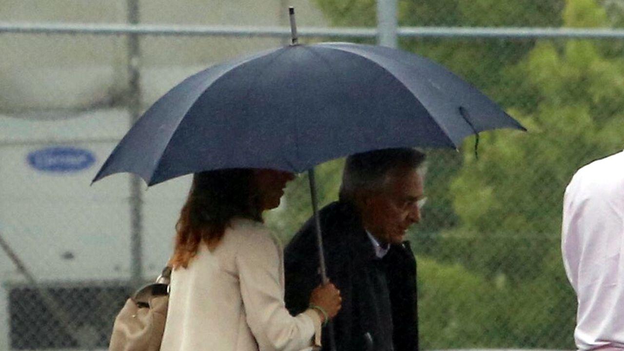 Un preso de confianza despide a Gayoso: «Julio, hasta que volvamos a vernos».Cristina Coto