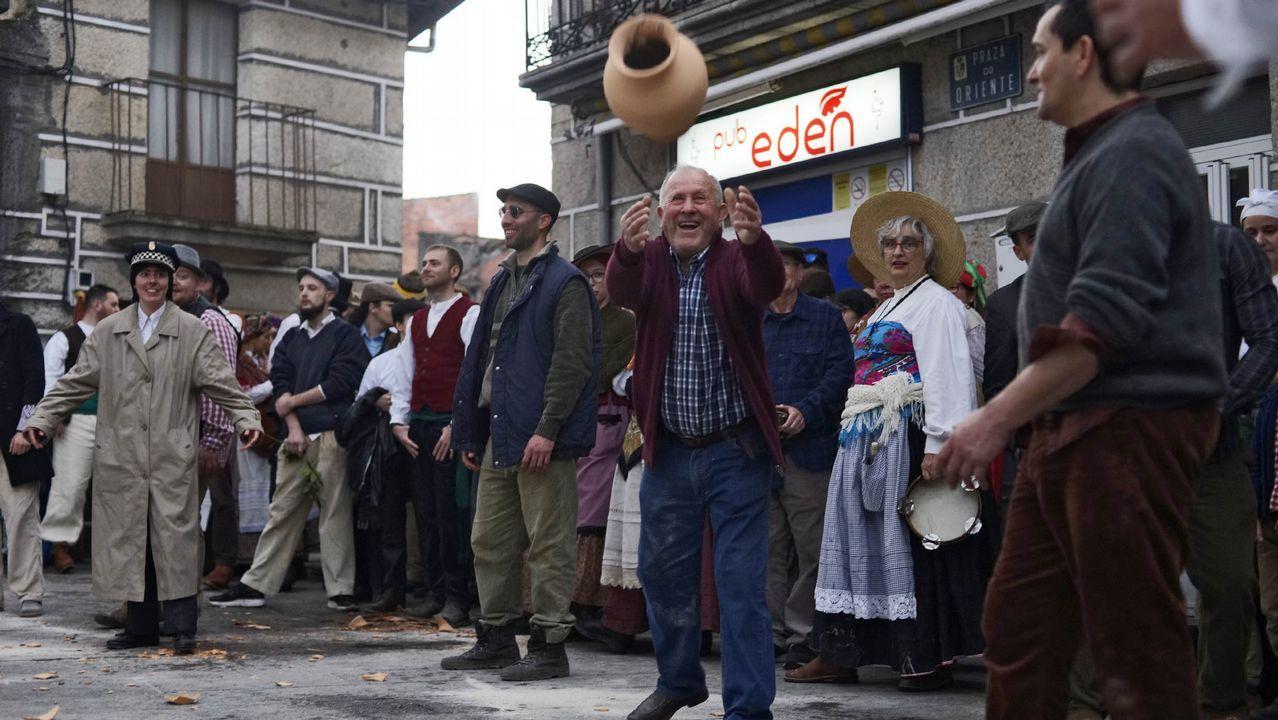 Domingo oleiro en Xinzo