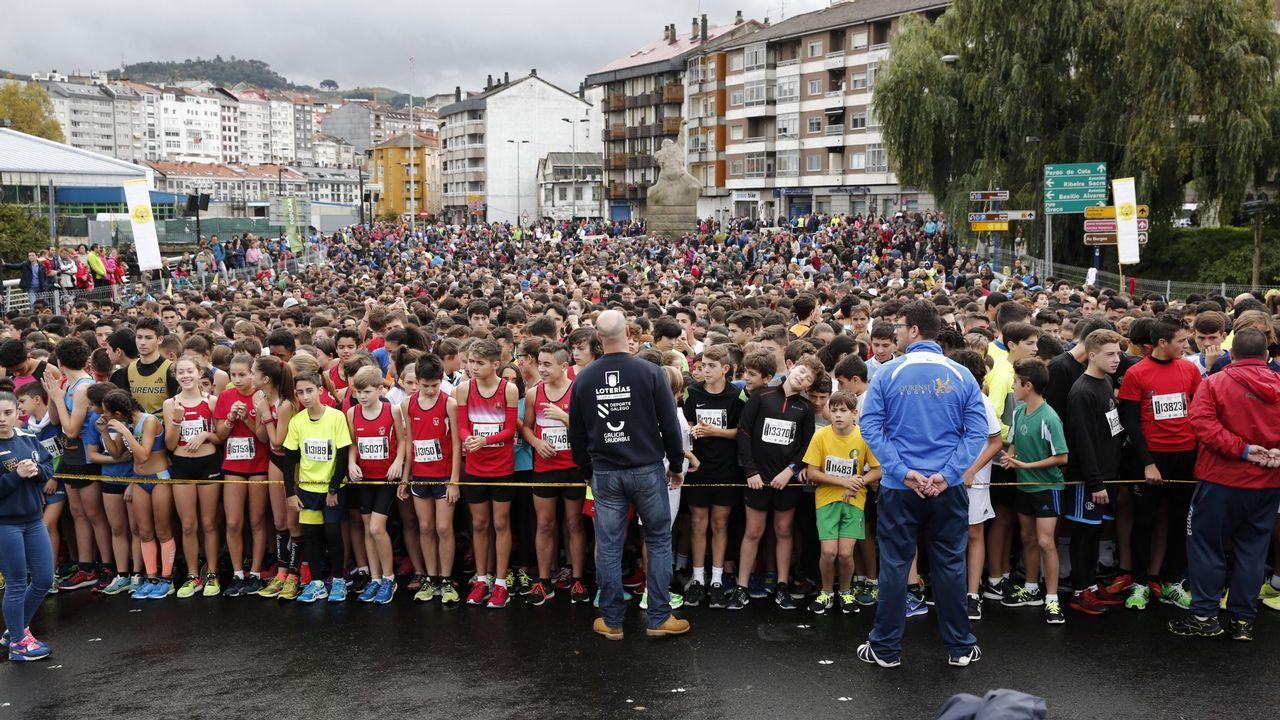 Búscate en la carrera popular de San Martiño