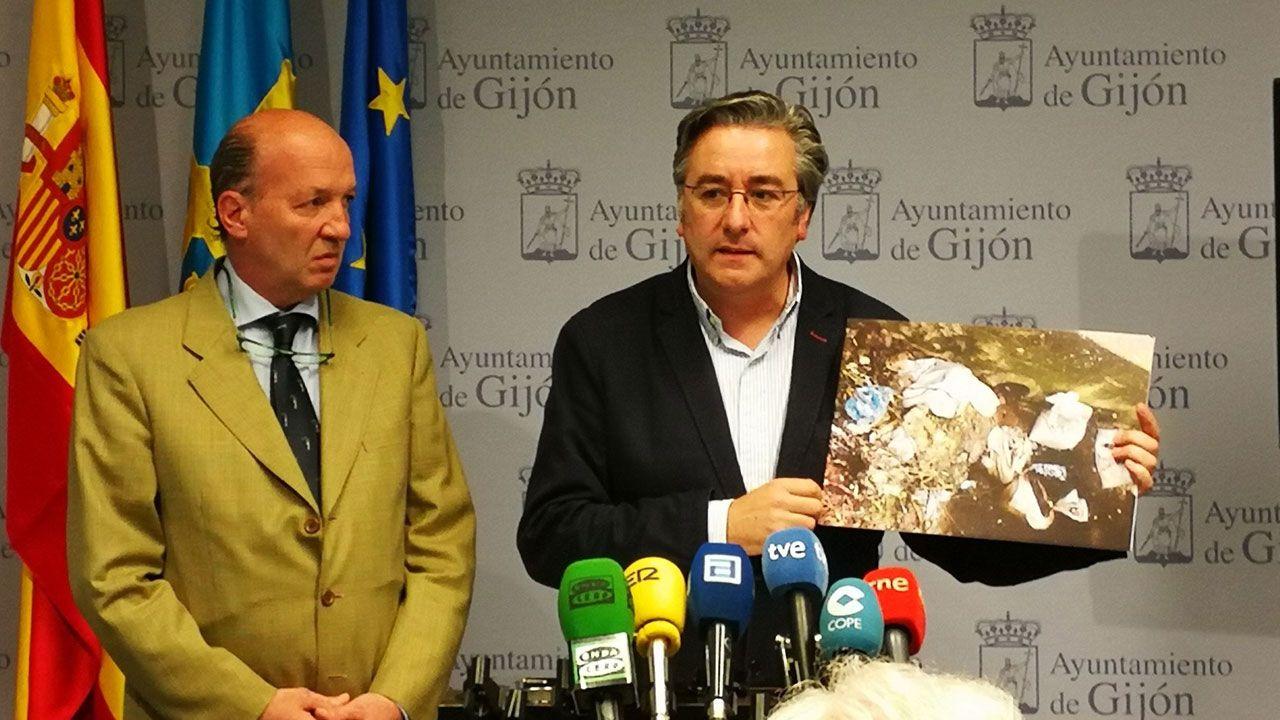 Manuel del Castillo y Pablo González