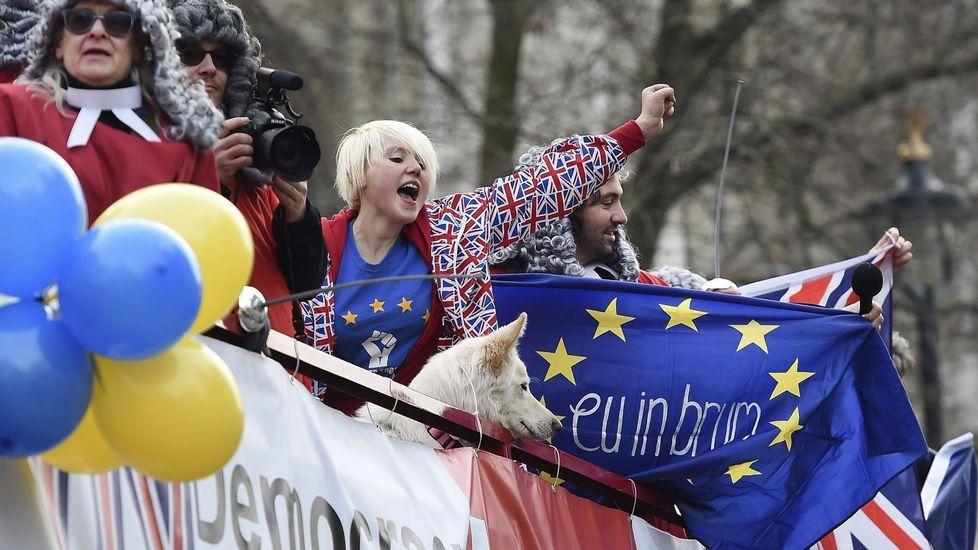 «Nos vamos de la Unión Europea, no de Europa»