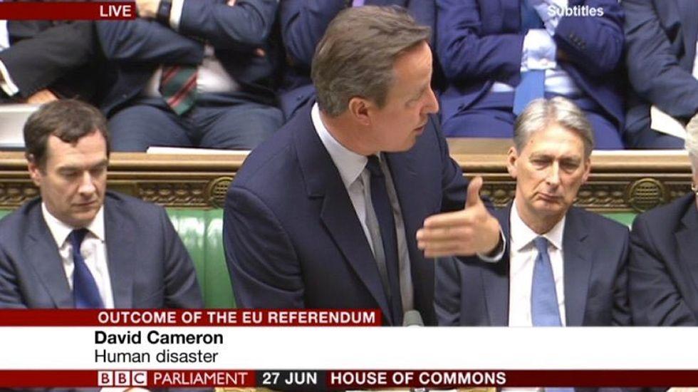 La BBC «trolea» en directo a un diputado
