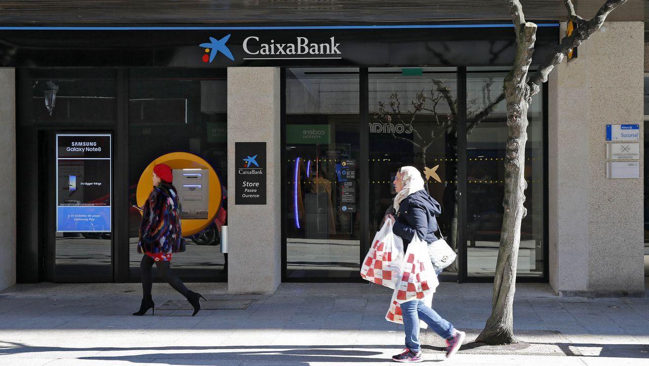 Nueva oficina de CaixaBank en Ourense