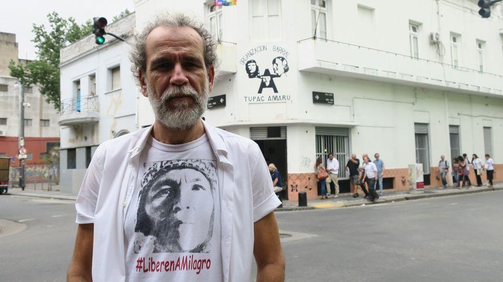 Willy Toledo se vuelve a «cagar en Dios y en la Virgen» a su salida del juzgado