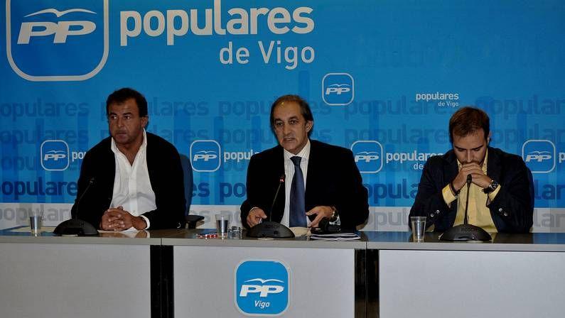 Castiñeira, José Manuel Rey y López Orozco son tres de los carteles ya fijos para las elecciones municipales.