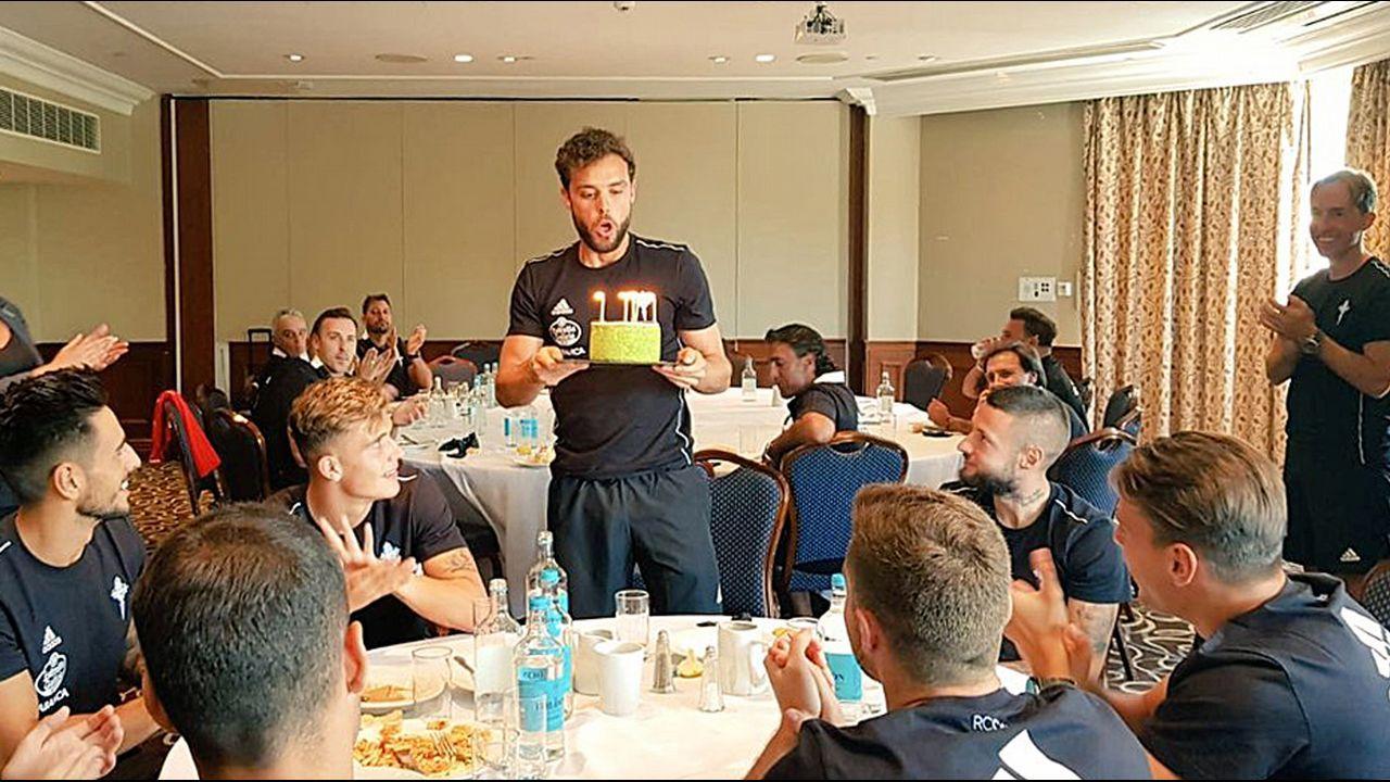 Sergio: «Vamos a seguir creciendo trabajando juntos cada día»