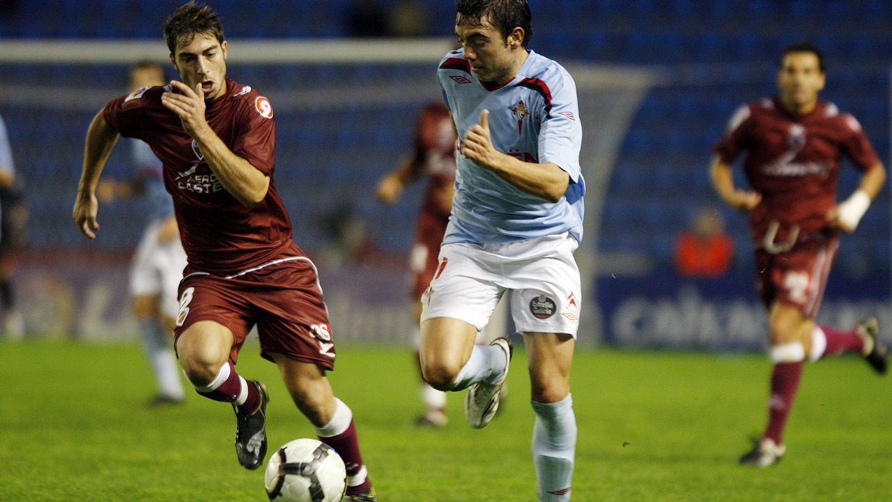 17 - Celta-Castellón (2-1) el 7 de noviembre del 2009