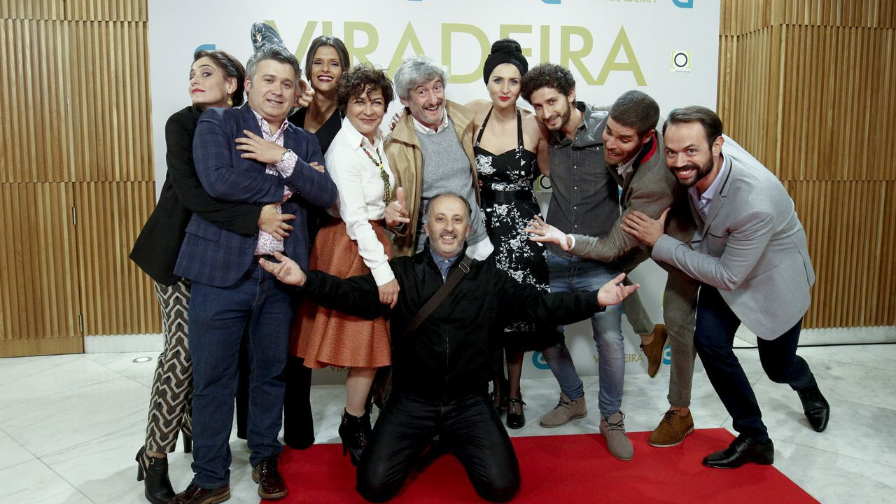 <span lang= gl >Os segredos de «Viradeira», a nova serie da TVG</span>.Tito Ramallo anunció el sábado su marcha del club cercedense