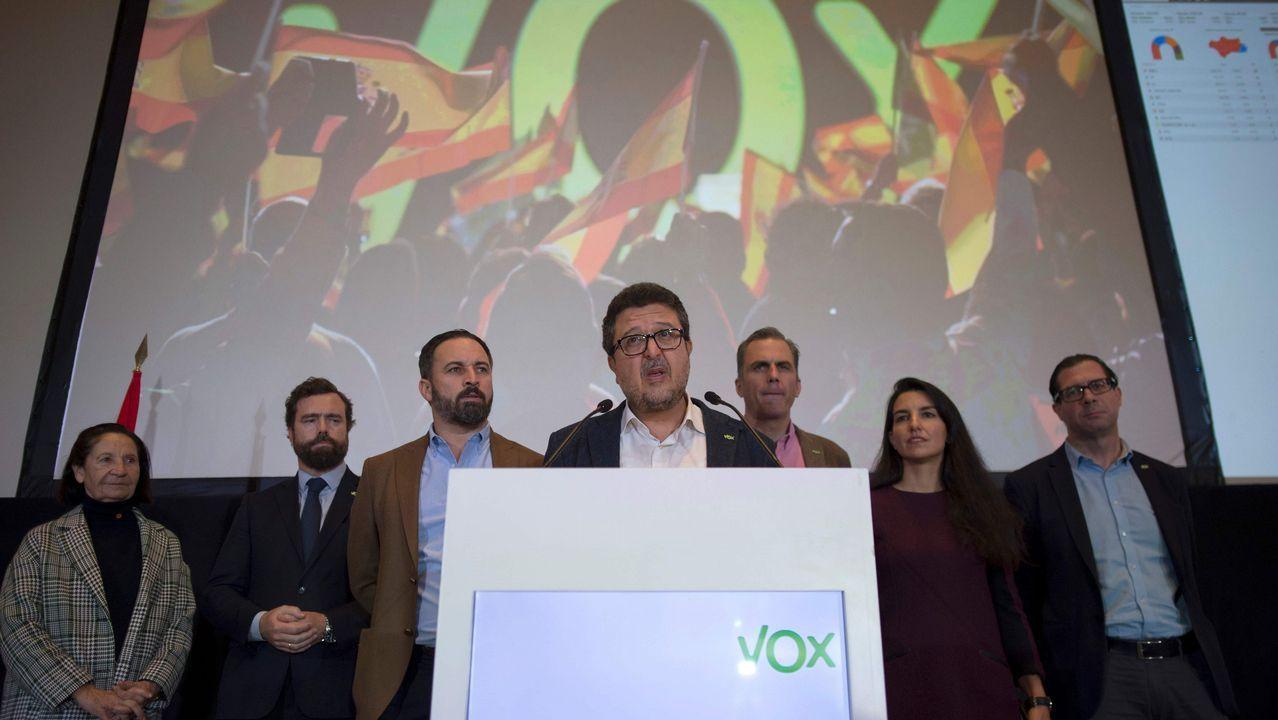El pueblo malagueño que de la noche a la mañana ha cambiado su voto.Pleno del Ayuntamiento de Oviedo