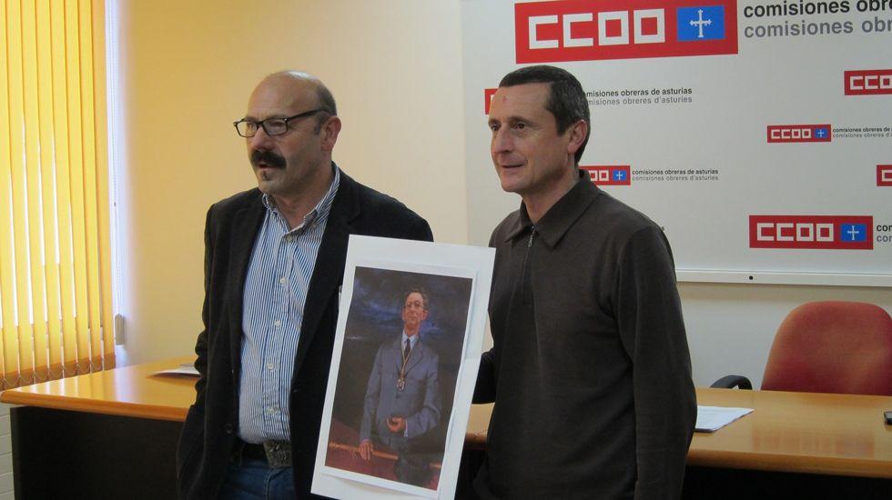 Ignacio Loy y Jorge Uría