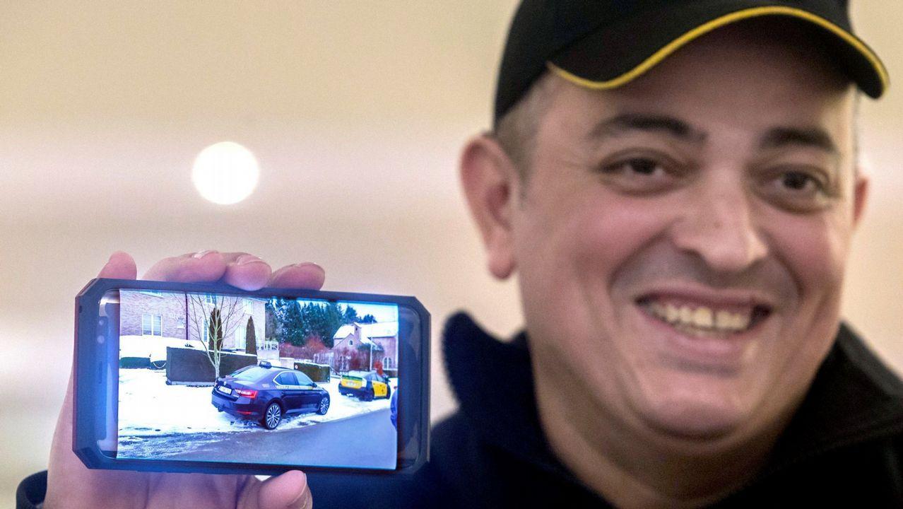 Un Nissan de récord: 372.000 kilómetros con su taxi eléctrico.El silencio marca la experiencia a bordo. Tan solo se escucha el ruido de rodadura o el aerodinámico a alta velocidad