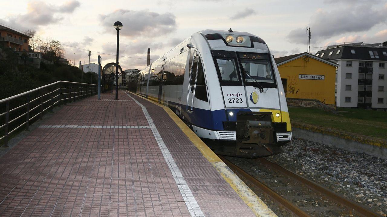 Estación de Linares (Lena)