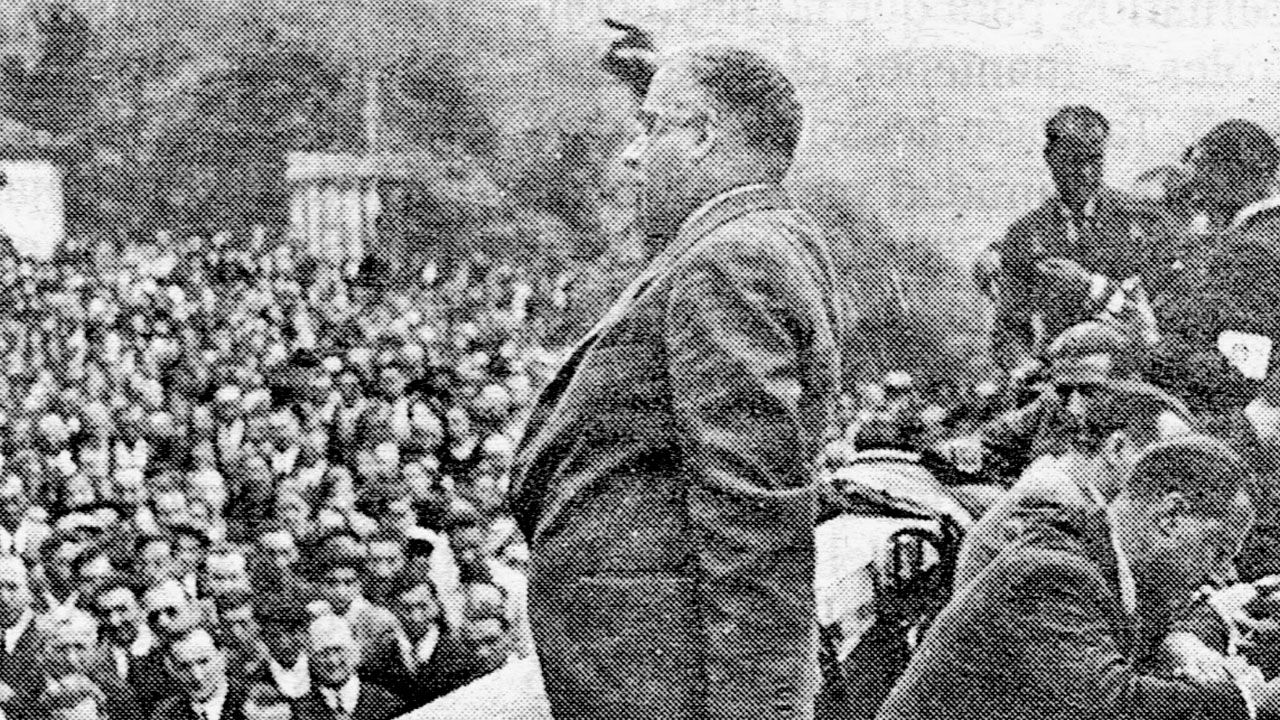 José María Fernández Ladreda, dirigente asturiano de Acción Popular