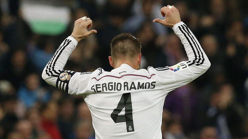 El partido del Bernabéu, en fotos