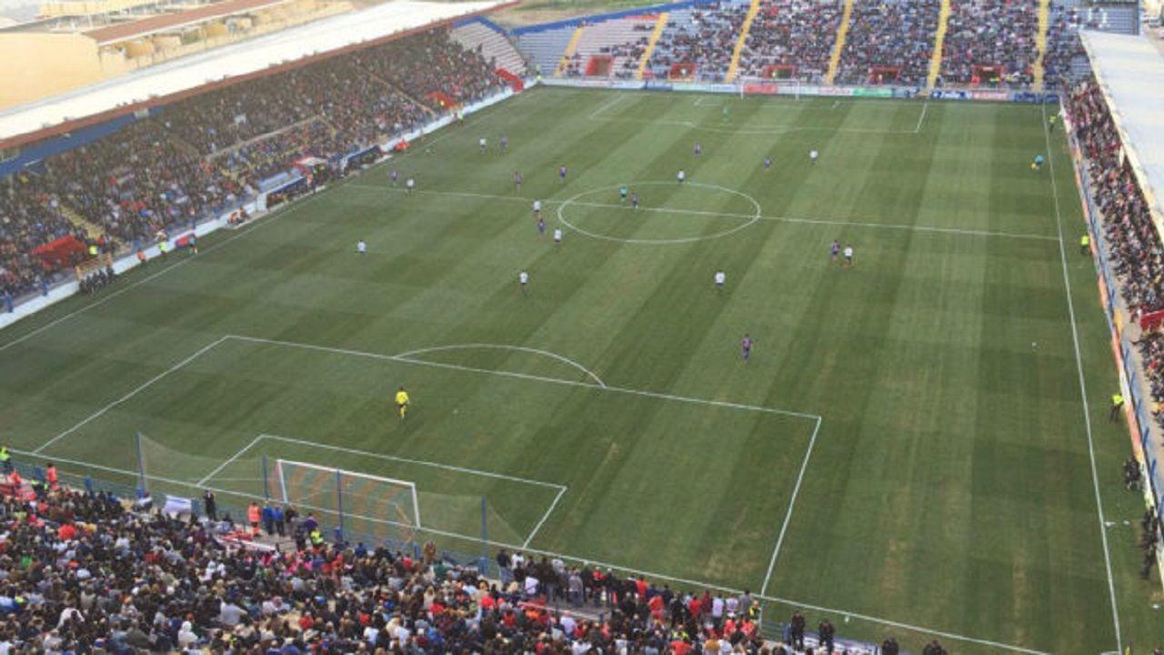 Boateng Real Oviedo Extremadura Carlos Tartiere.Estadio Francisco de la Hera