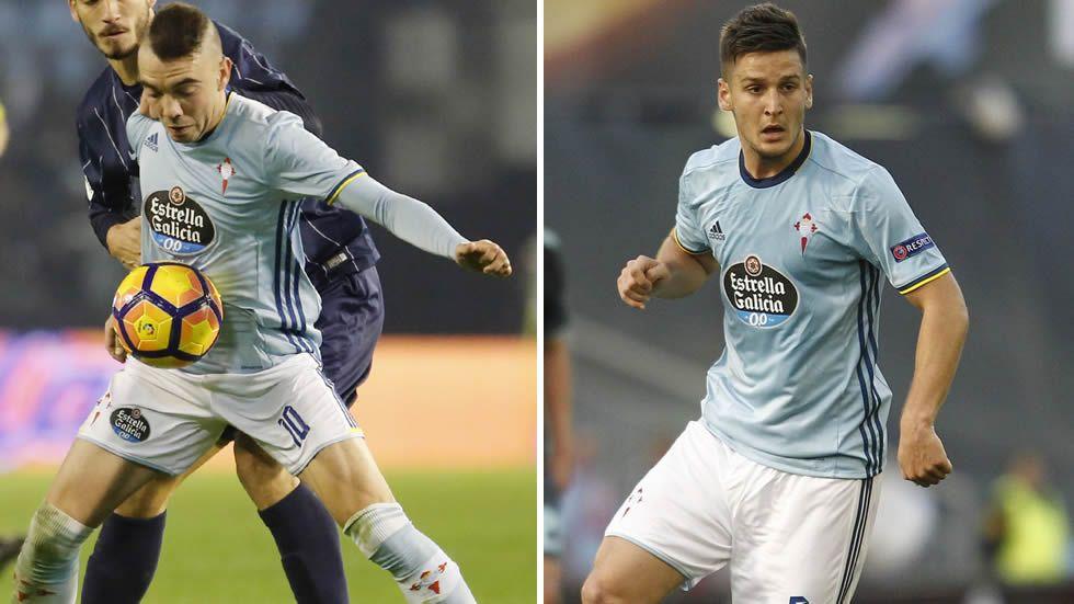 Celta - Alavés, en imágenes.Radoja vive su tercera temporada en el Celta, con el que marcó su primer gol precisamente frente al Alavés.