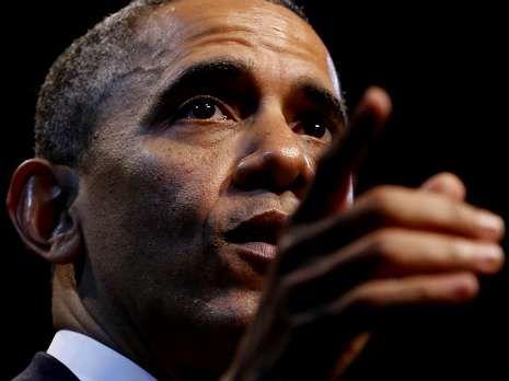 Cómo hubiese contado Instagram los grandes hitos de la historia.Obama prometió poner coto a los desmanes de la banca.