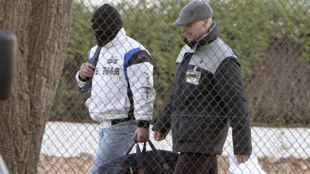 Miguel Ricart, el único condenado por el triple crimen