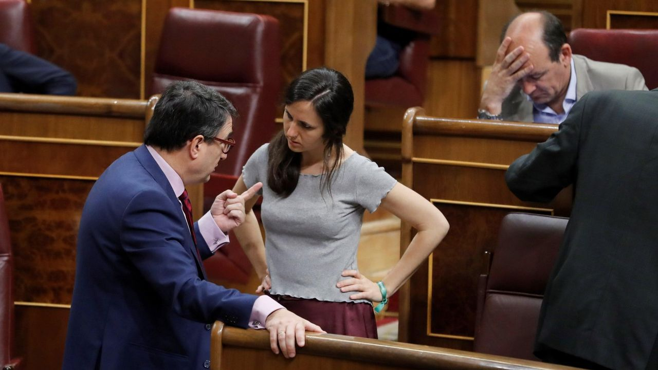 Juzgados Oviedo.Beata Zschäpe se dispone a escuchar la sentencia