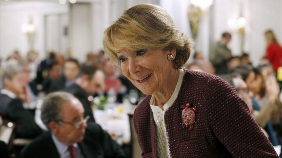El PP presentó ayer a sus candidatos por Madrid, todos de la «cantera» del partido porque, según Rajoy, no necesita gente de fuera.