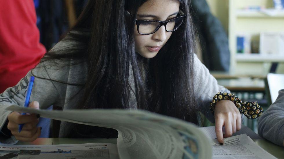 .En el sistema de dos profesores en el aula también puede aprovecharse el uso de la noticia