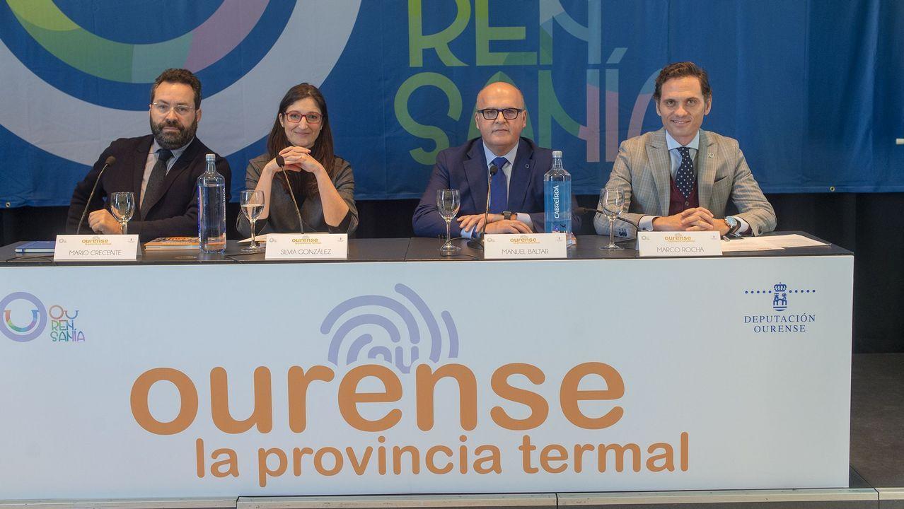 La diputada provincial Montse Lama abandona el PP de Ourense y suena para Ciudadanos