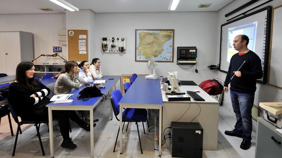 ITT Galicia. Este centro imparte también los cursos de recuperación del carné