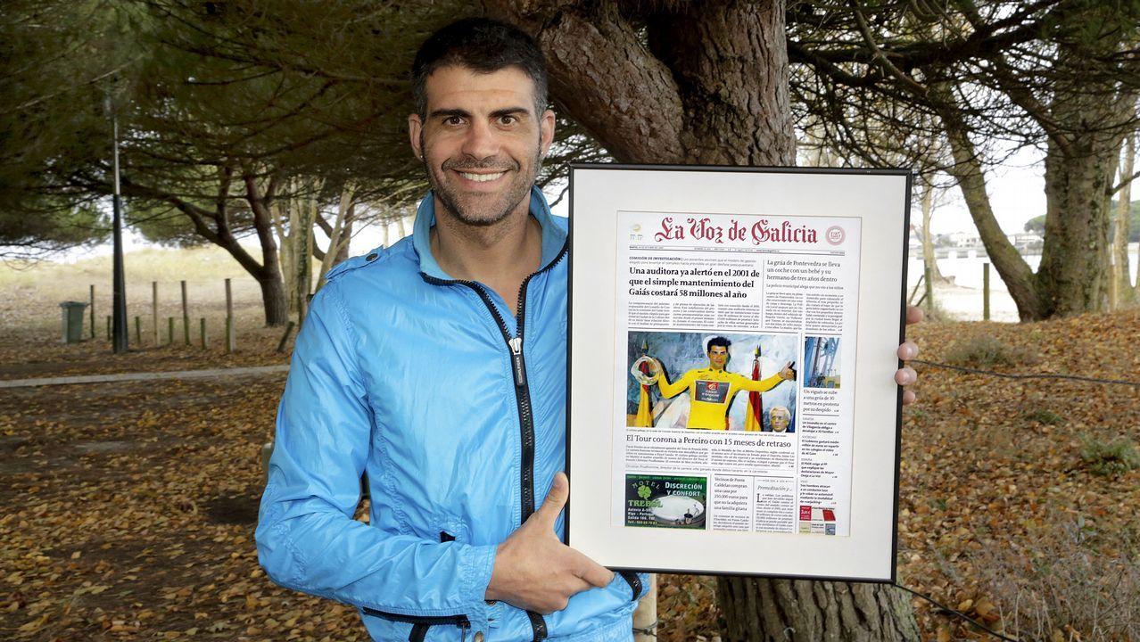«Ganar el Tour de Francia fue como agarrar un sueño con mi mano»