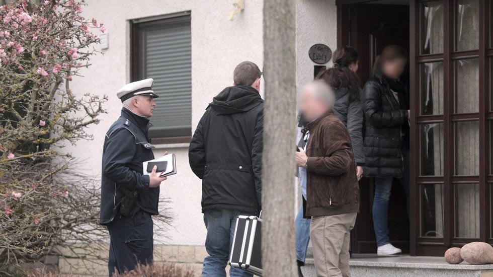 .La casa de Yvette, en Le Vernet, ha estado abierta a todos los periodistas desde el momento en el que ocurrió el desastre.