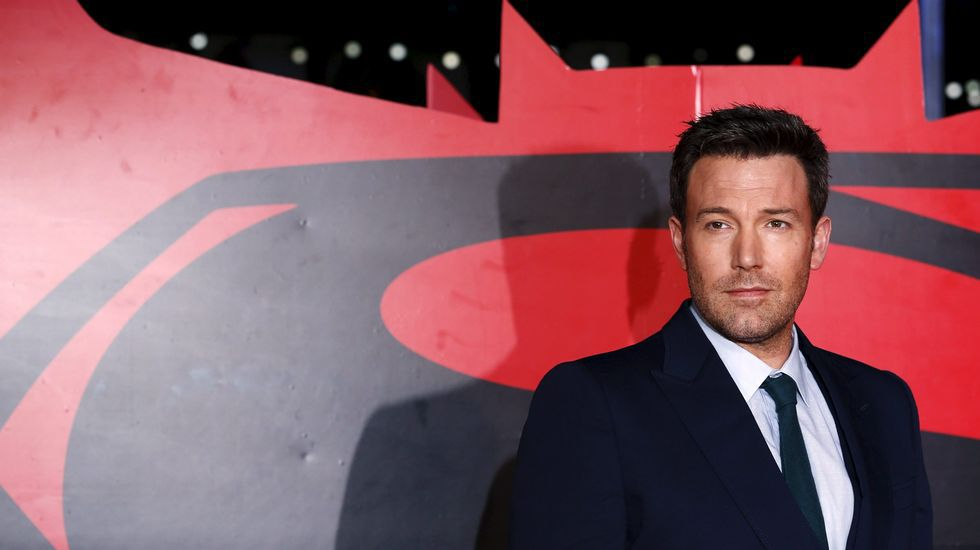 Batman V Superman: la triste reacción de Ben Affleck