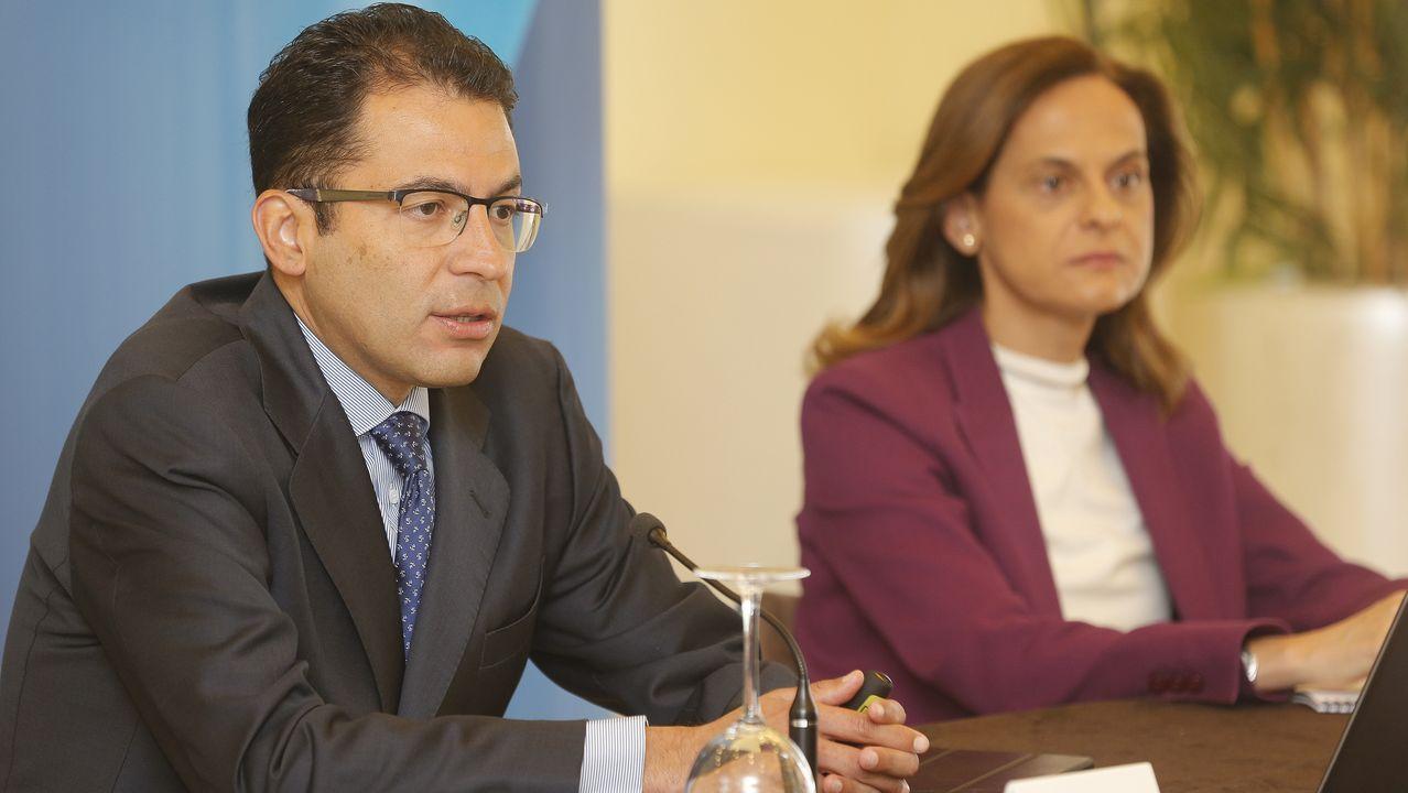 El empresario mexicano Carlos Casanueva