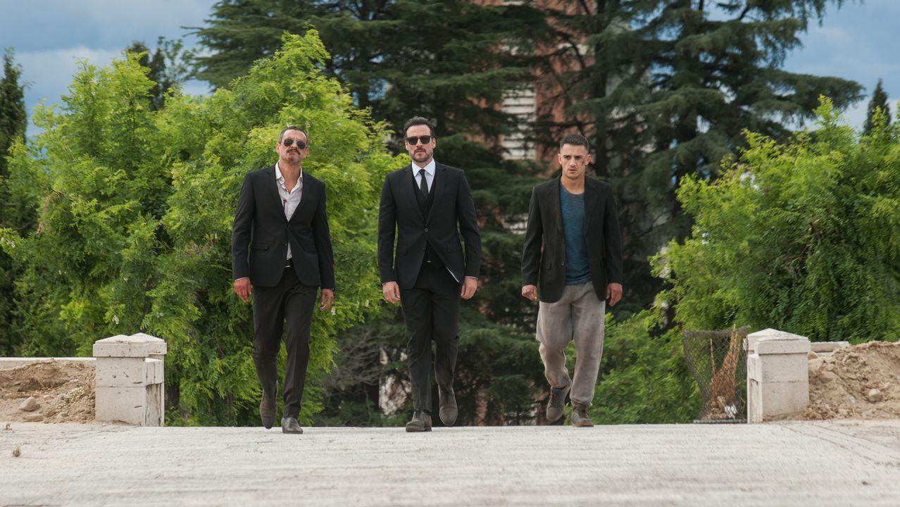 Movistar+ estrena este viernes la serie española «Gigantes»