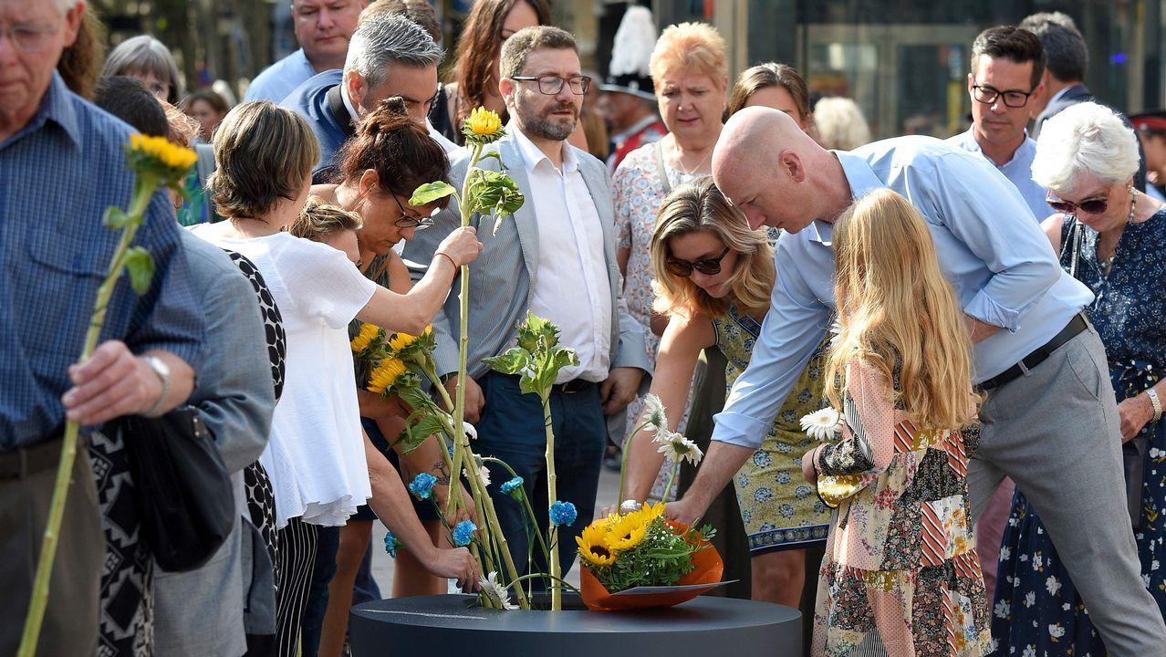 Barcelona, un año después de los atentados de las Ramblas y Cambrils