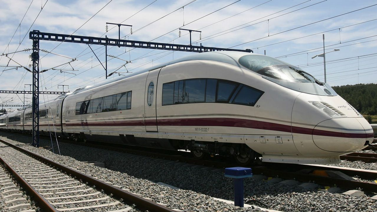 200 kilómetros que valen 4.000 millones.El tren turístico de Alsa en El Escorial