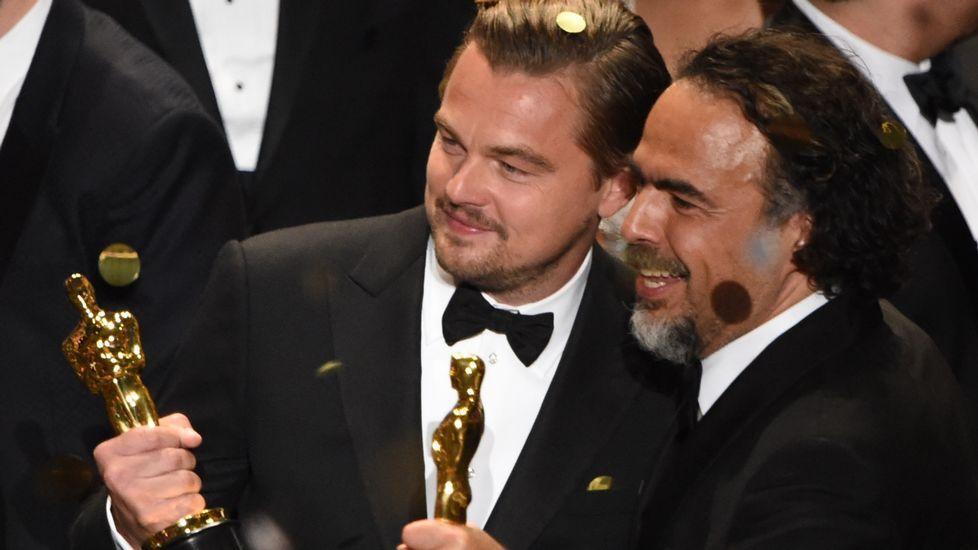 Oscars 2016: Los premiados, en imágenes.«Spirits in Season», 2012