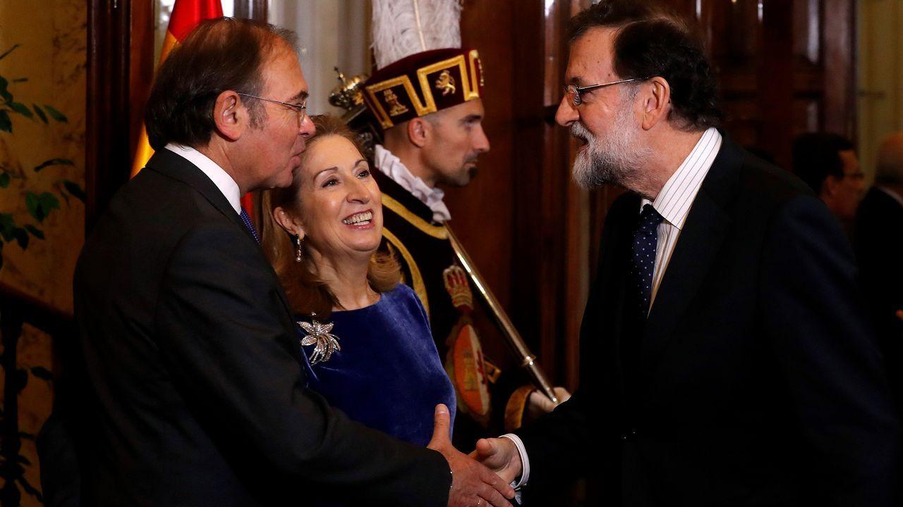Rajoy, abierto a la reforma de la Constitución sólo con consenso y con una «idea clara».