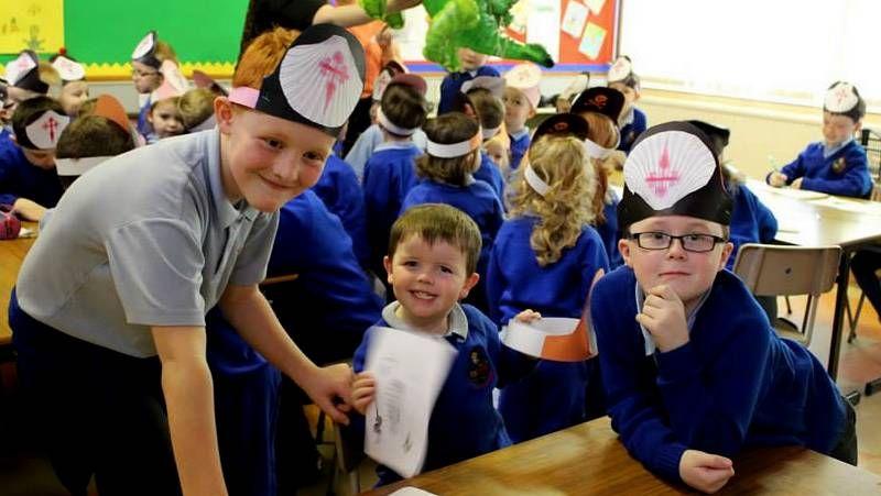 El Camino de Santiago, en un colegio de Irlanda