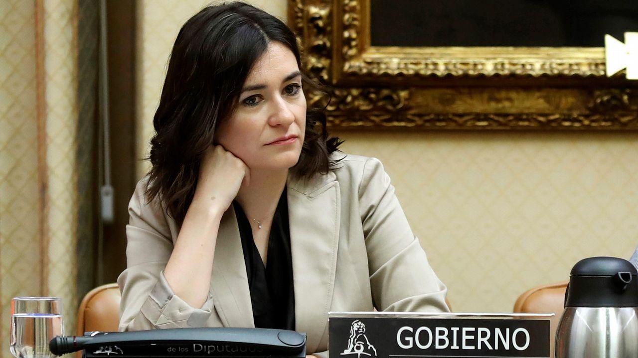 María Luisa Carcedo. / Europa Press