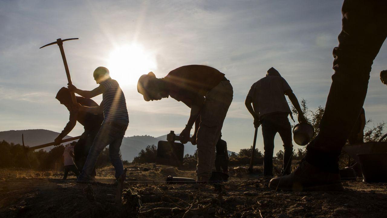 Galicia reconstruye la historia palestina