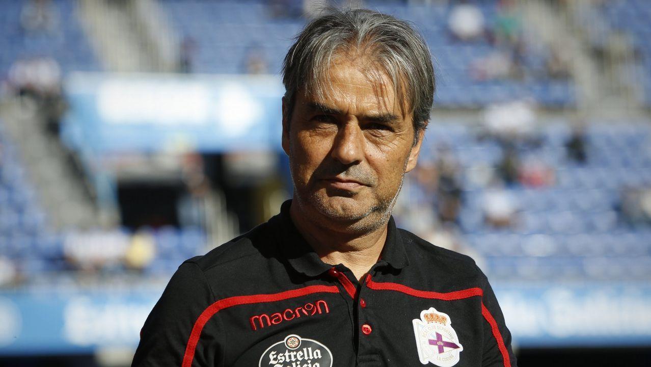 Gol Yoel Barcenas Linares Real Oviedo Reus Carlos Tartiere.Dani Giménez dejó su portería imbatida por quinta vez en las últimas ocho jornadas